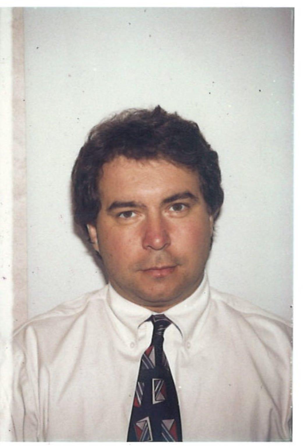 Bill Murdock in 1997.