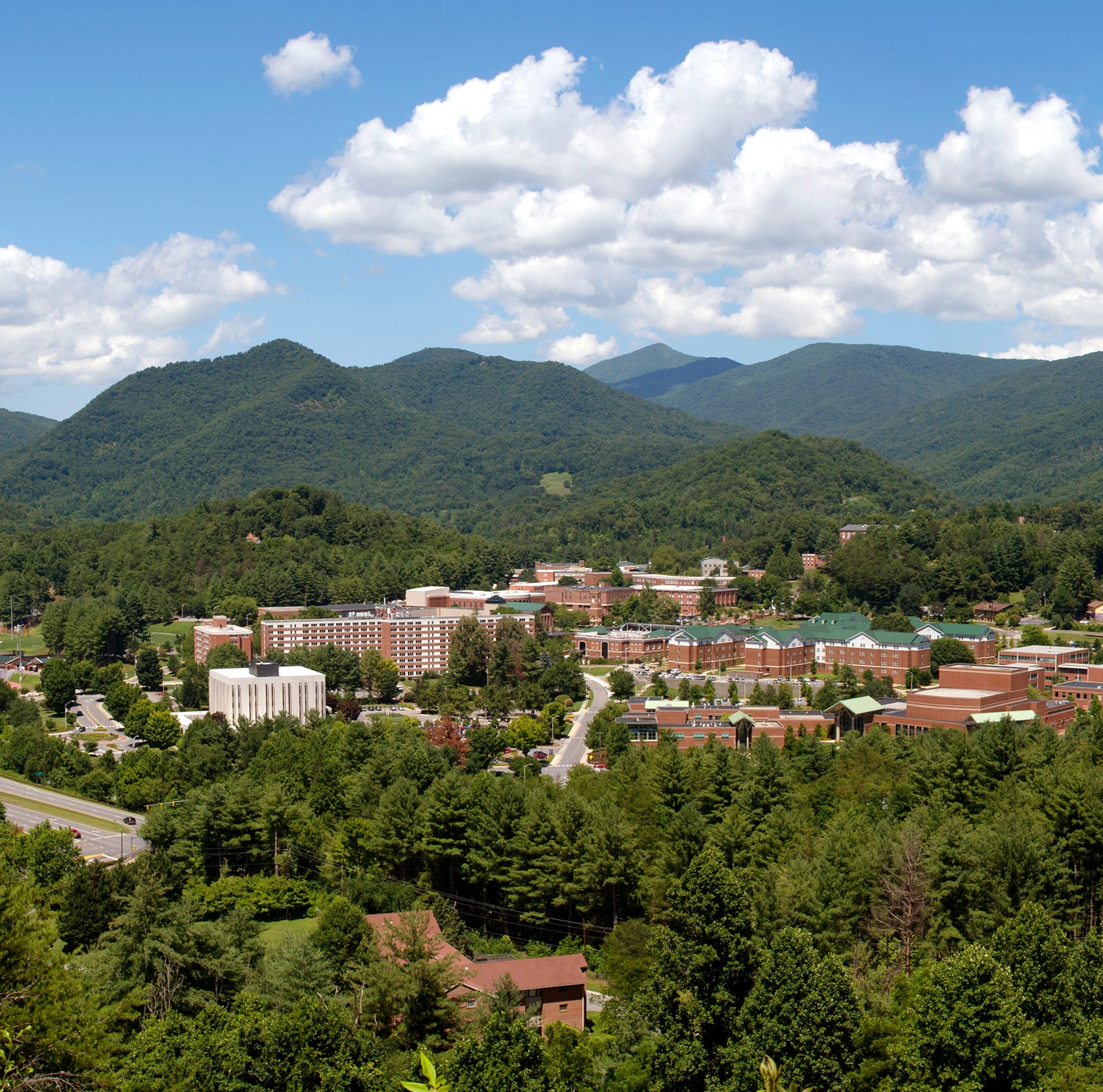 Thriving, not just surviving: Cullowhee named a top US 'micropolis'
