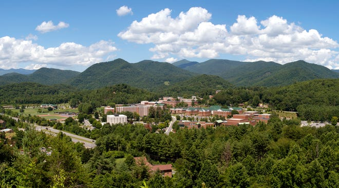 """Nestled in Cullowhee Valley, Western Carolina University is the anchor of this thriving """"micropolitan"""" area"""