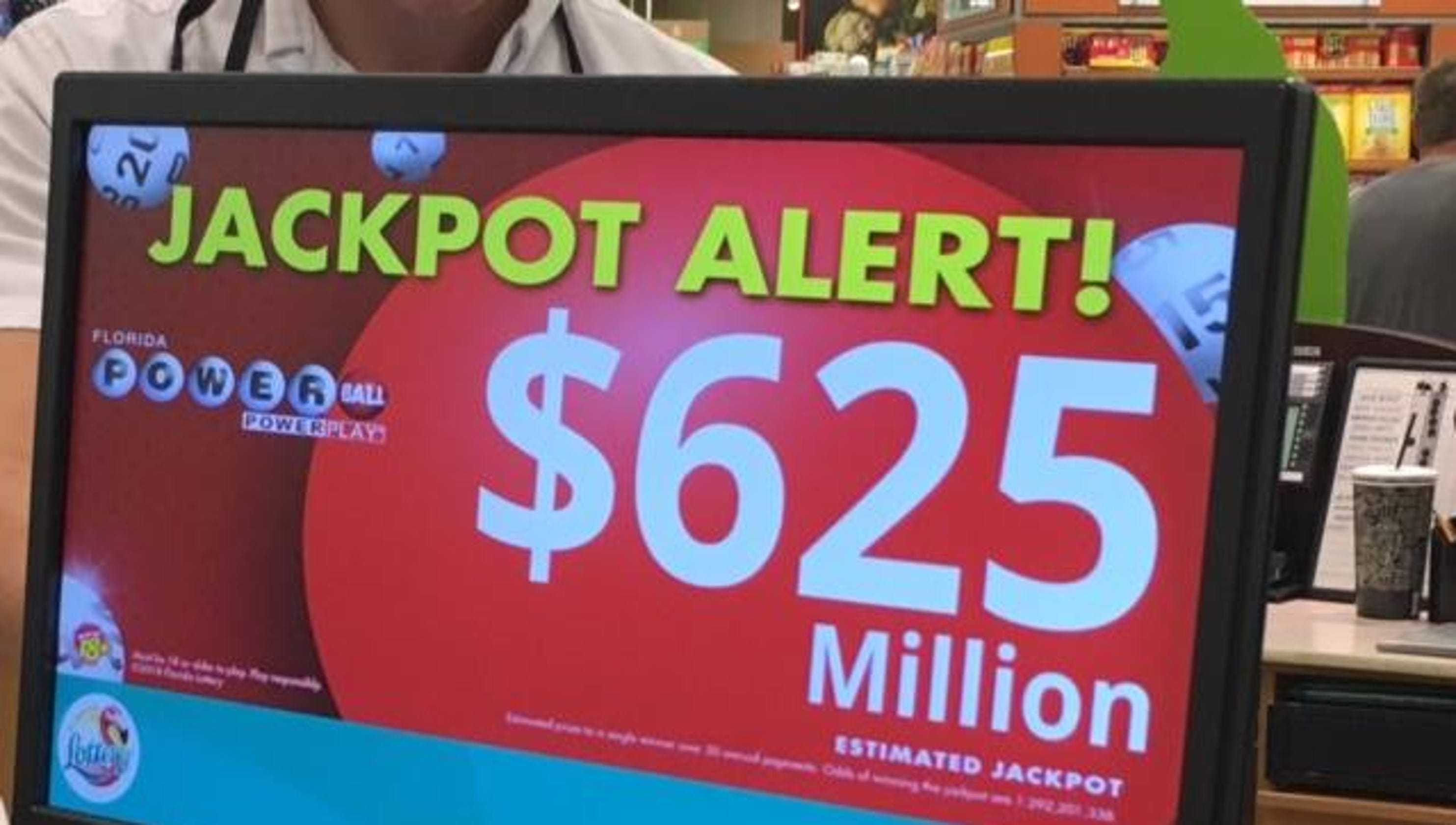 Powerball Two New Florida Millionaires Next Jackpot 750m