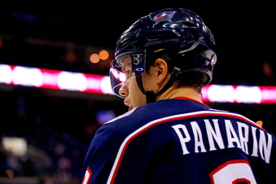 The Columbus Blue Jackets have publicly said they know Artemi Panarin won't be back next season. Among his suitors in free agency will likely be the Flyers.