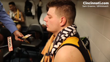 Northern Kentucky Norse senior Drew McDonald recounts the team's loss to Texas Tech in the NCAA Tournament First Round in Tulsa.
