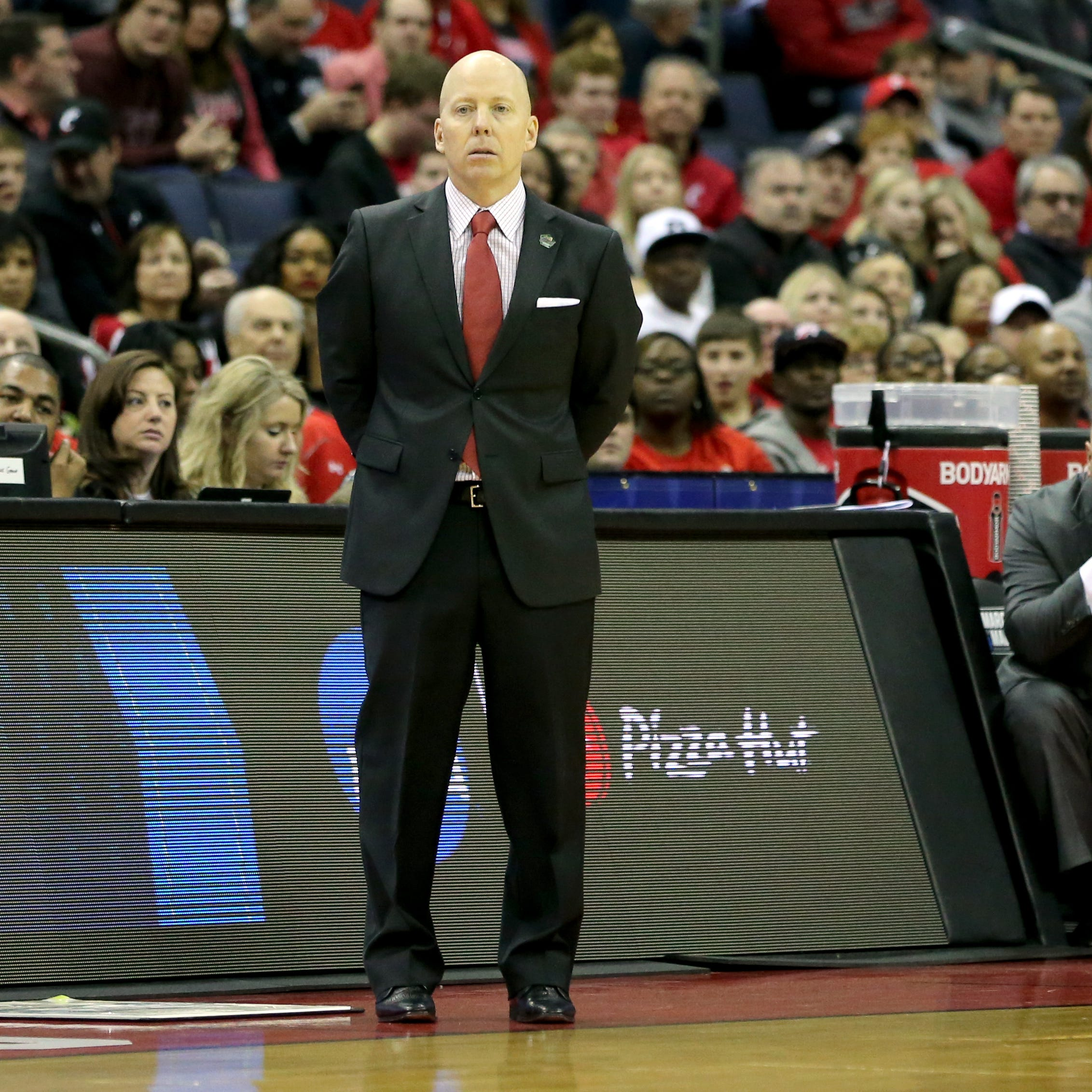 Report: Mick Cronin, John Brannen, Thad Matta among options for Alabama basketball job