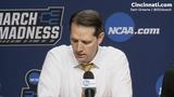 NKU head coach John Brannen wraps up the NCAA Tournament first round loss to Texas Tech.