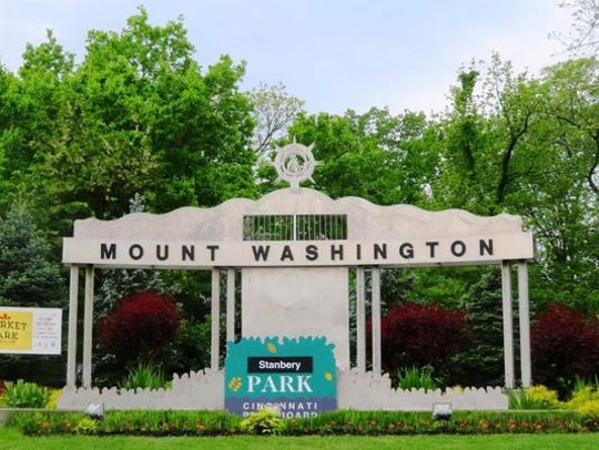 The Kyle Plush Pavilion will be built at Stanbery Park in Mount Washington.