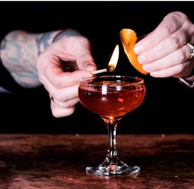 These cocktails are named after doctors. The reason why? They saved the bar manager's life