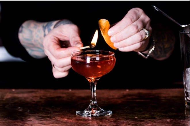 The Rani Nasser cocktail at Japp's