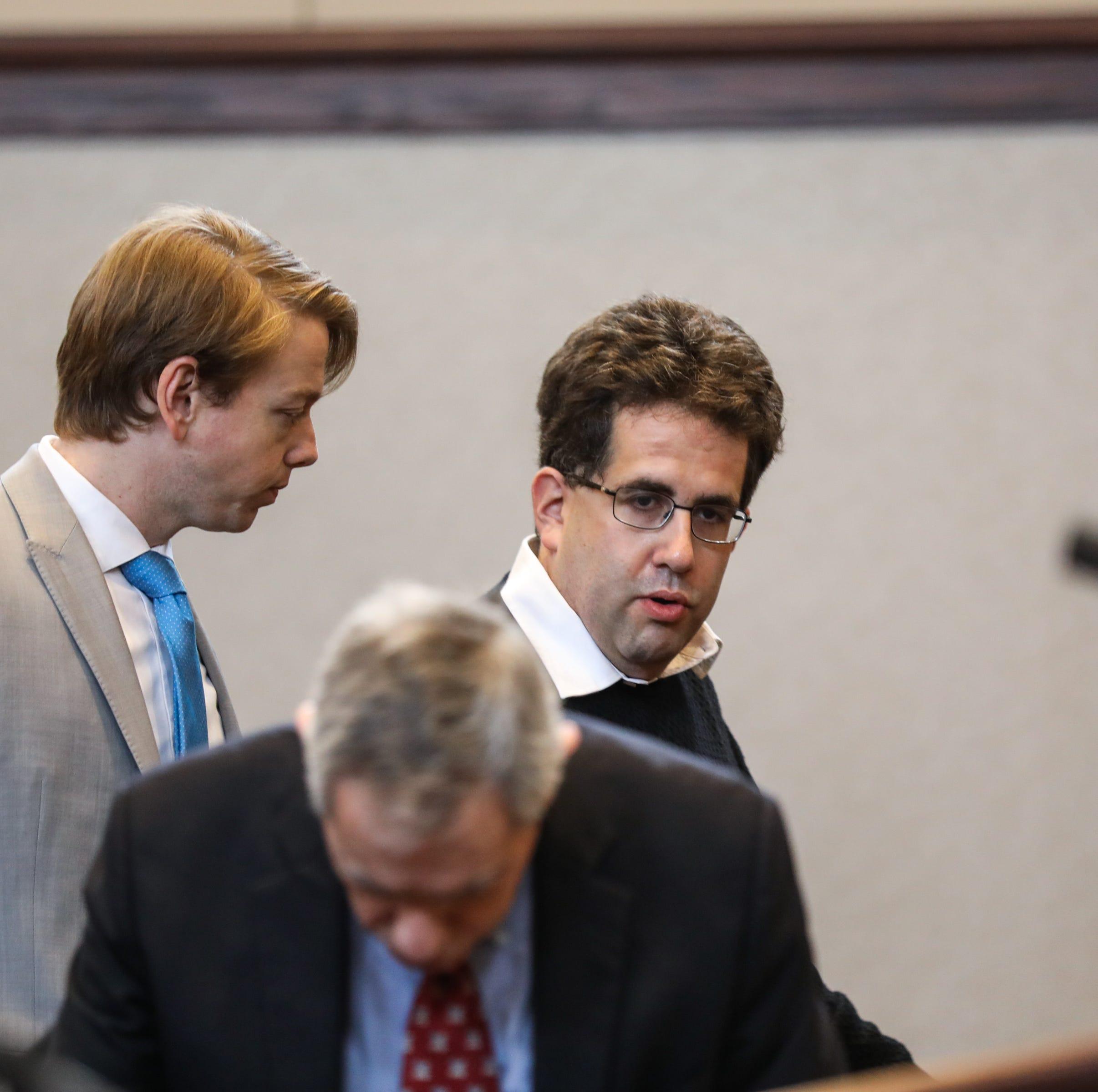 Judge: Substitute teacher accused of masturbating in class guilty, gets probation