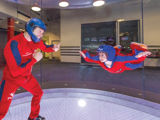 There are more than 70 iFly Skydiving centers around the world. One is coming to El Paso in April.