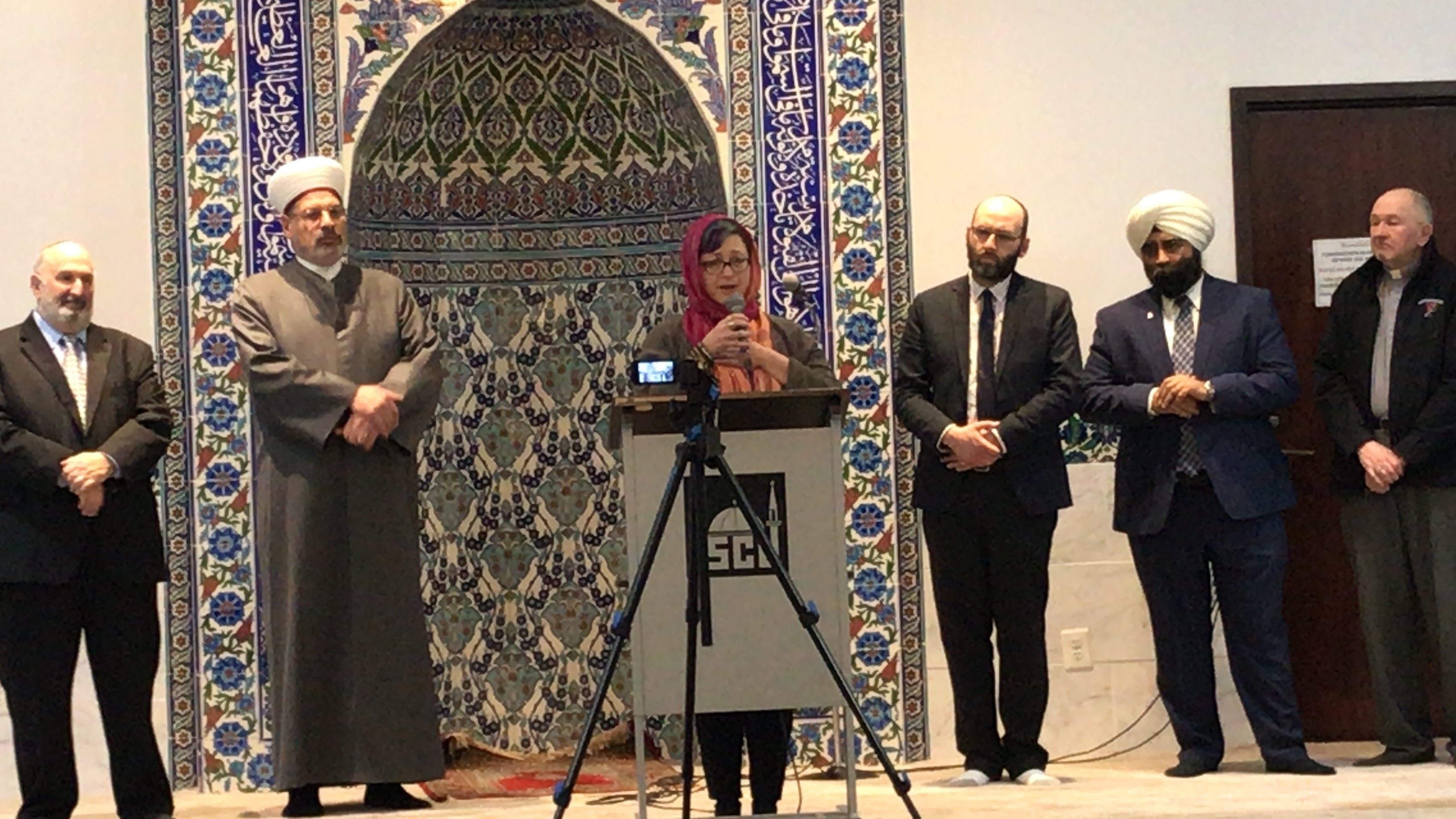 New Zealand Shooting Pinterest: New Zealand Mosque Shooting Victims Honored At New Jersey