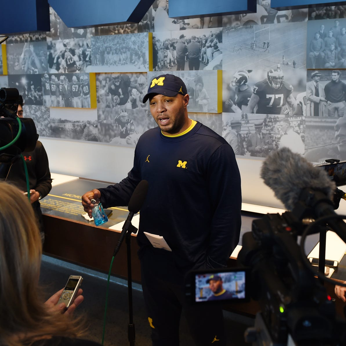 Michigan football offense: Yes, Jim Harbaugh has given keys to Josh Gattis