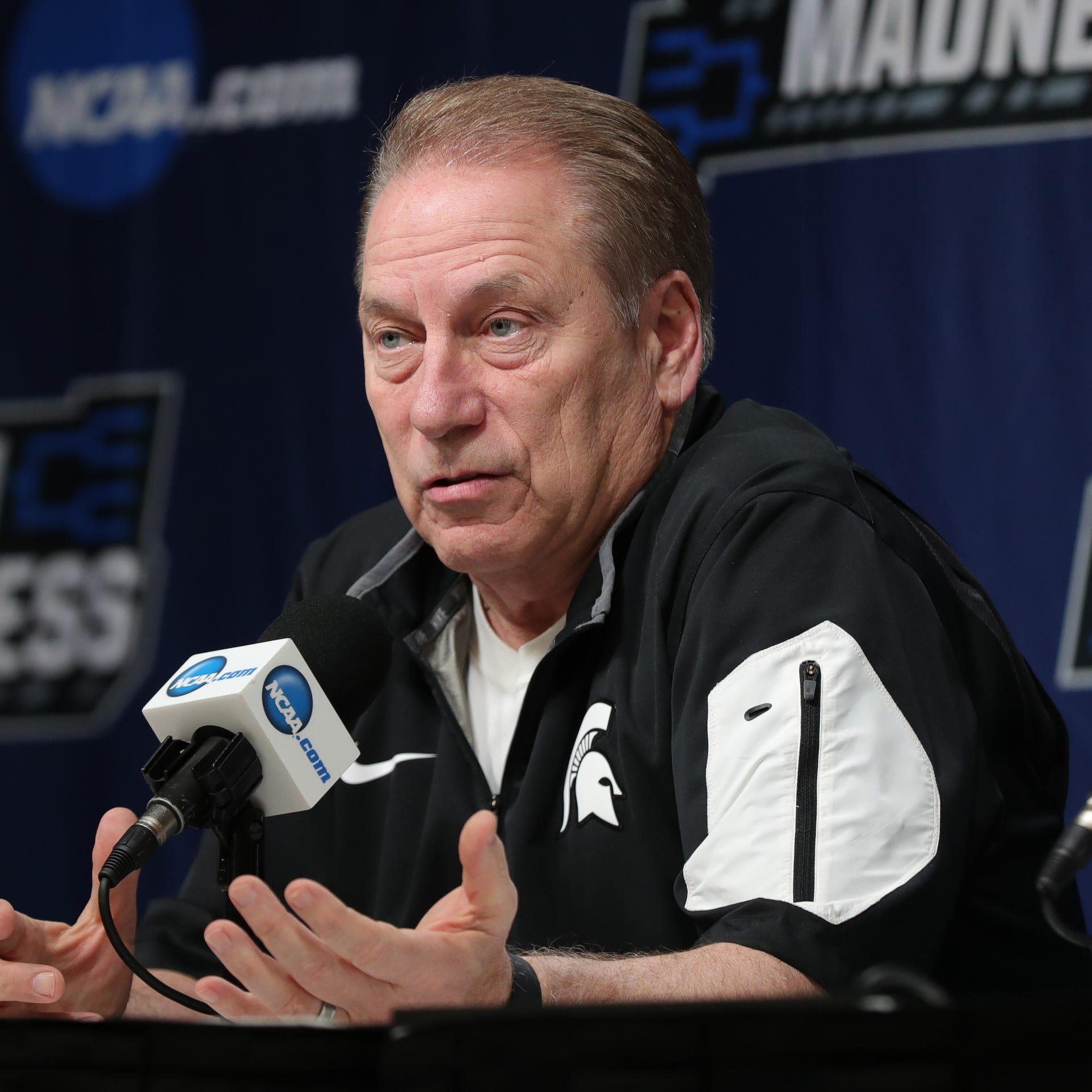 Tom Izzo's style isn't for everyone. MSU players feel it's right for them