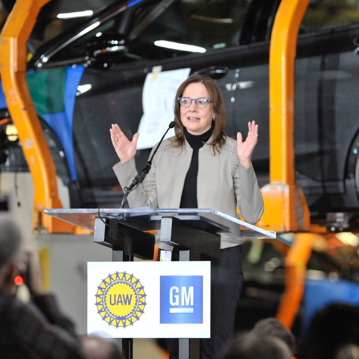 GM to invest $300M in Orion, add 400 jobs for new EV