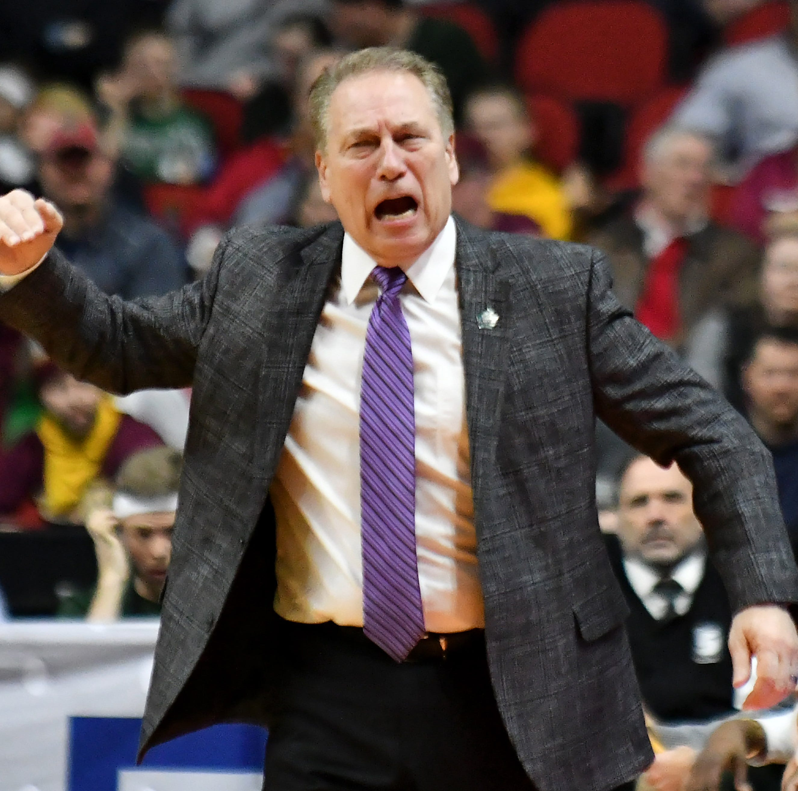 Irate Izzo draws needed response from freshman Aaron Henry