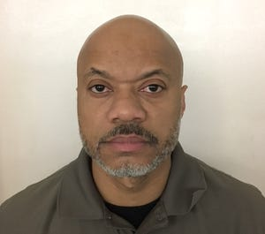 William Blake was charged in 2018 after an FBI investigation.