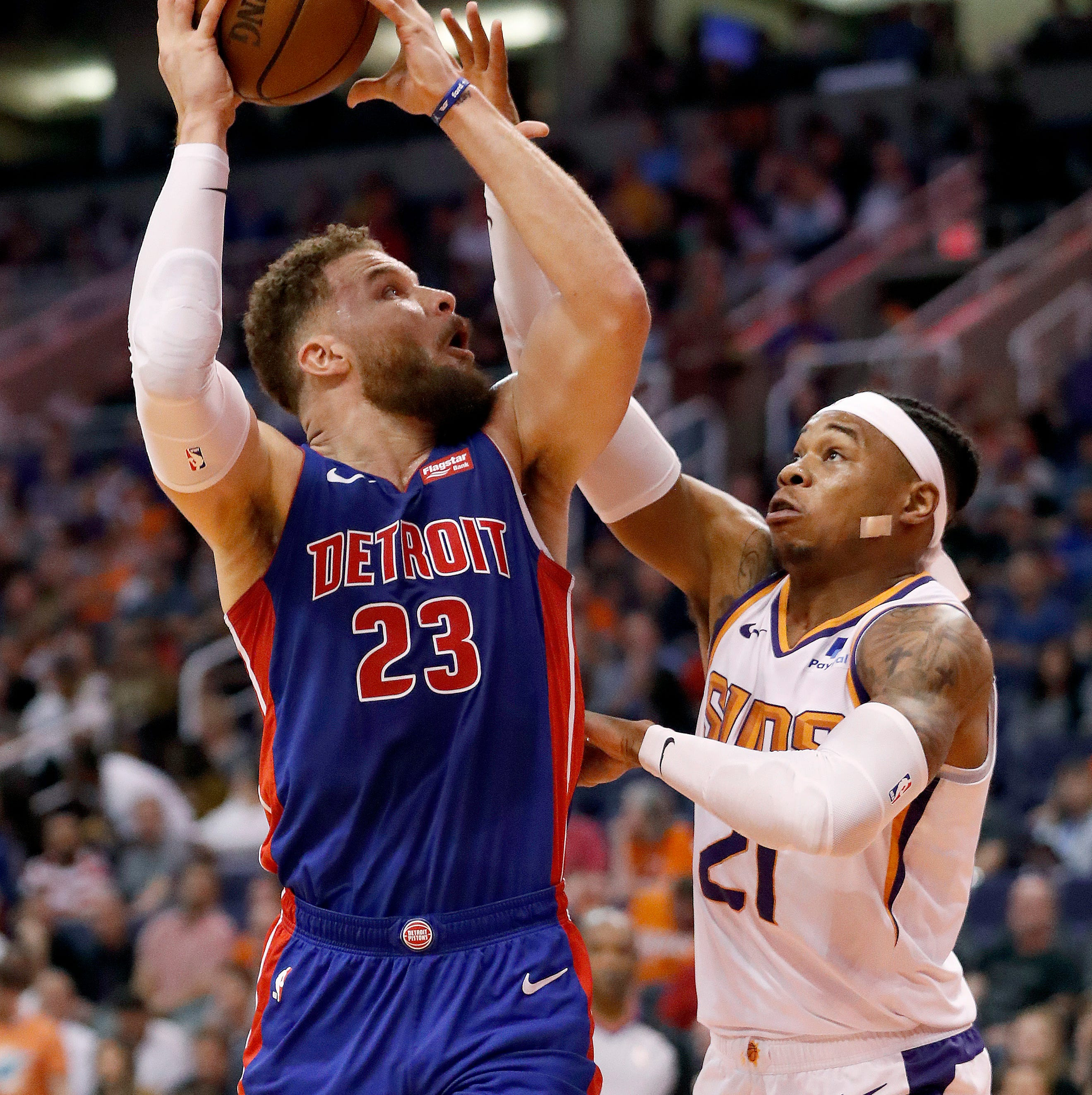 'We locked in': Pistons power on reserves while taking down Suns