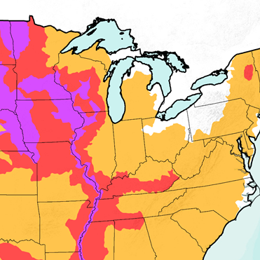 NOAA: Michigan at risk for flooding through May