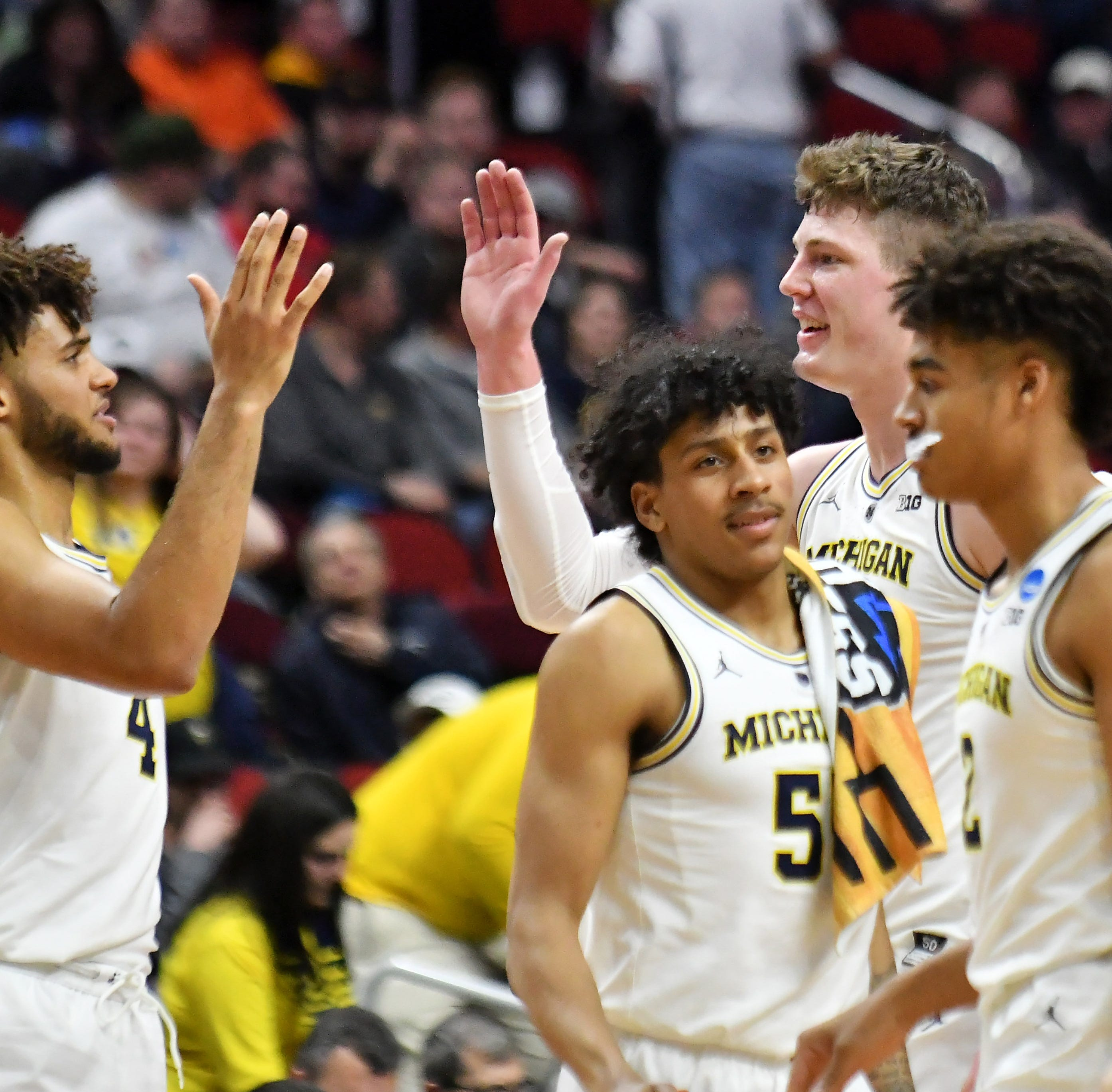 'We were ready': Michigan mashes Montana in rematch