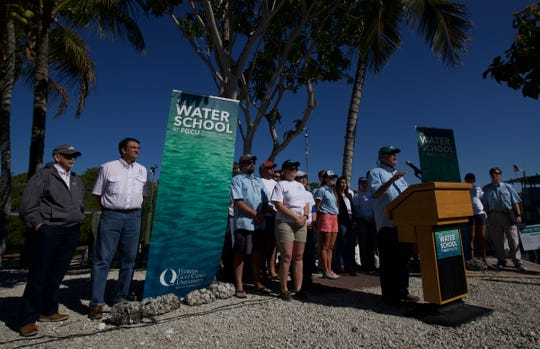 FGCU reveals big dreams as it launches new Water School