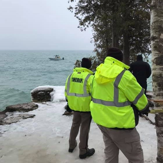 Body found Wednesday in Lake Michigan off Cave Point ID'ed as missing Neenah man