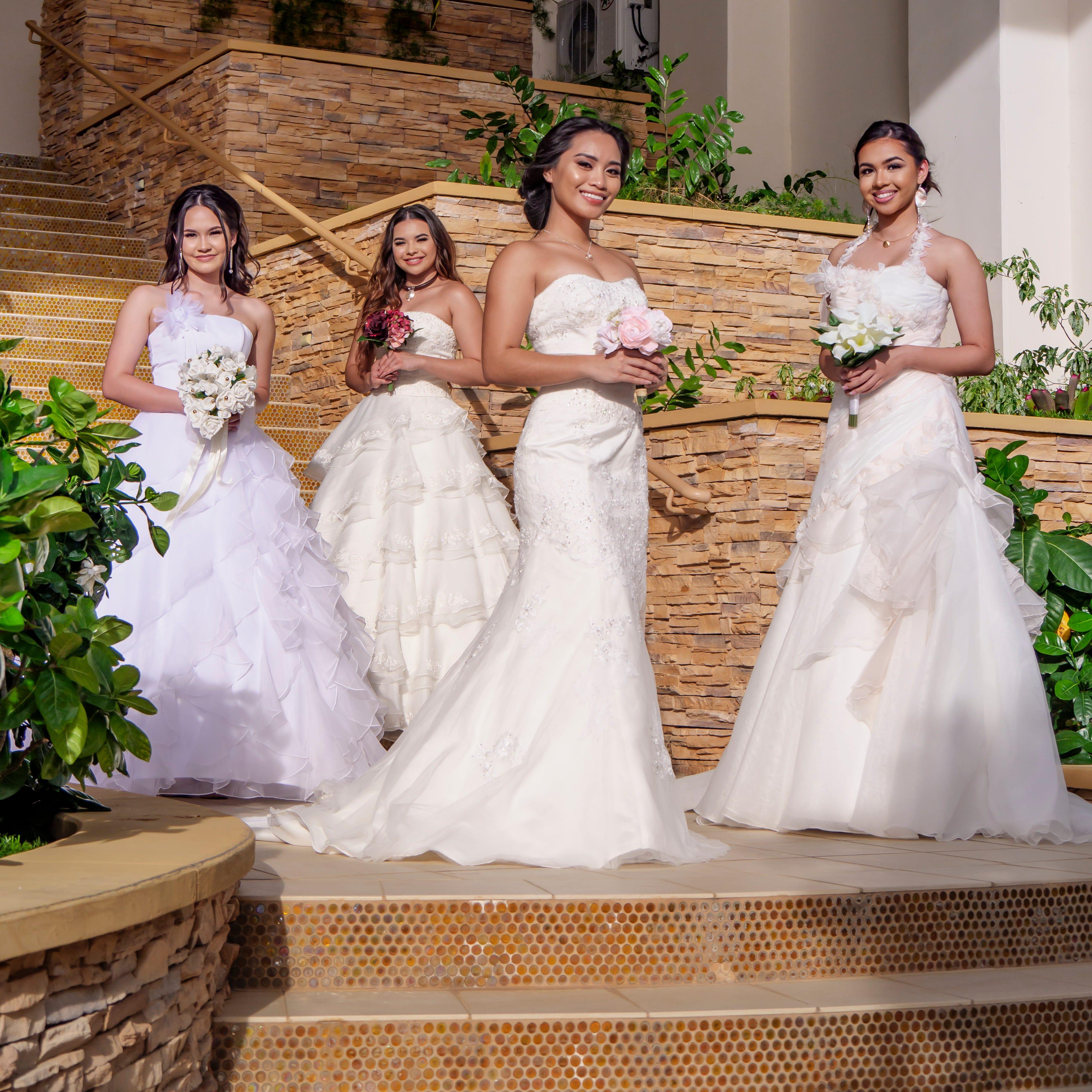 19th annual Weddings in Paradise Saturday at Hyatt