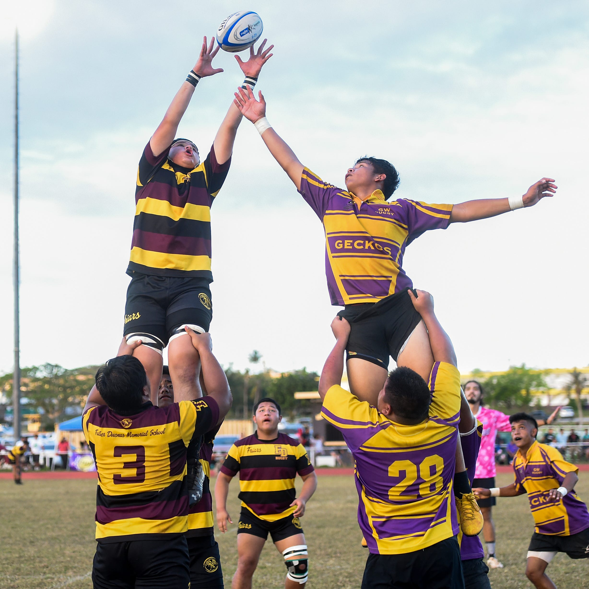 Noah Diaz named top boys rugger