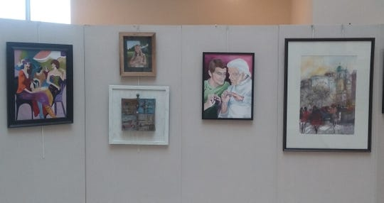 """The 16th annual """"Art of Well-Being"""" art exhibit starts Sunday, March 24, and runs through April 5 at First United Methodist Church. All are invited to the free exhibit."""