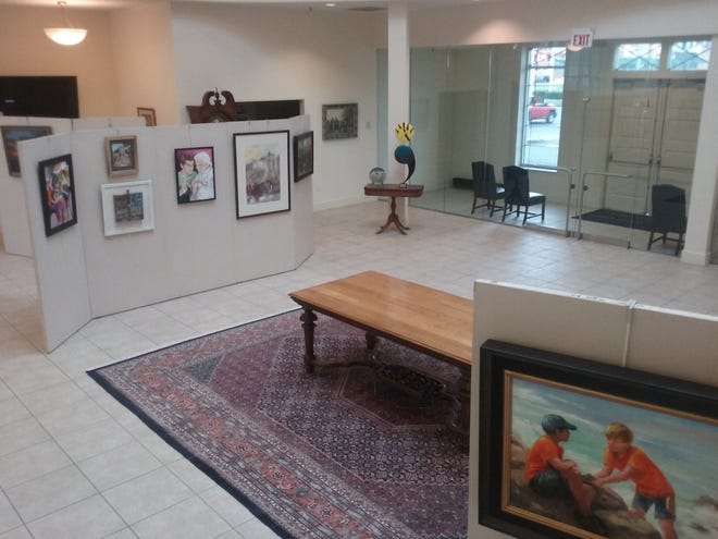 "The 16th annual ""Art of Well-Being"" art exhibit starts Sunday, March 24, and runs through April 5 at First United Methodist Church. All are invited to the free exhibit."