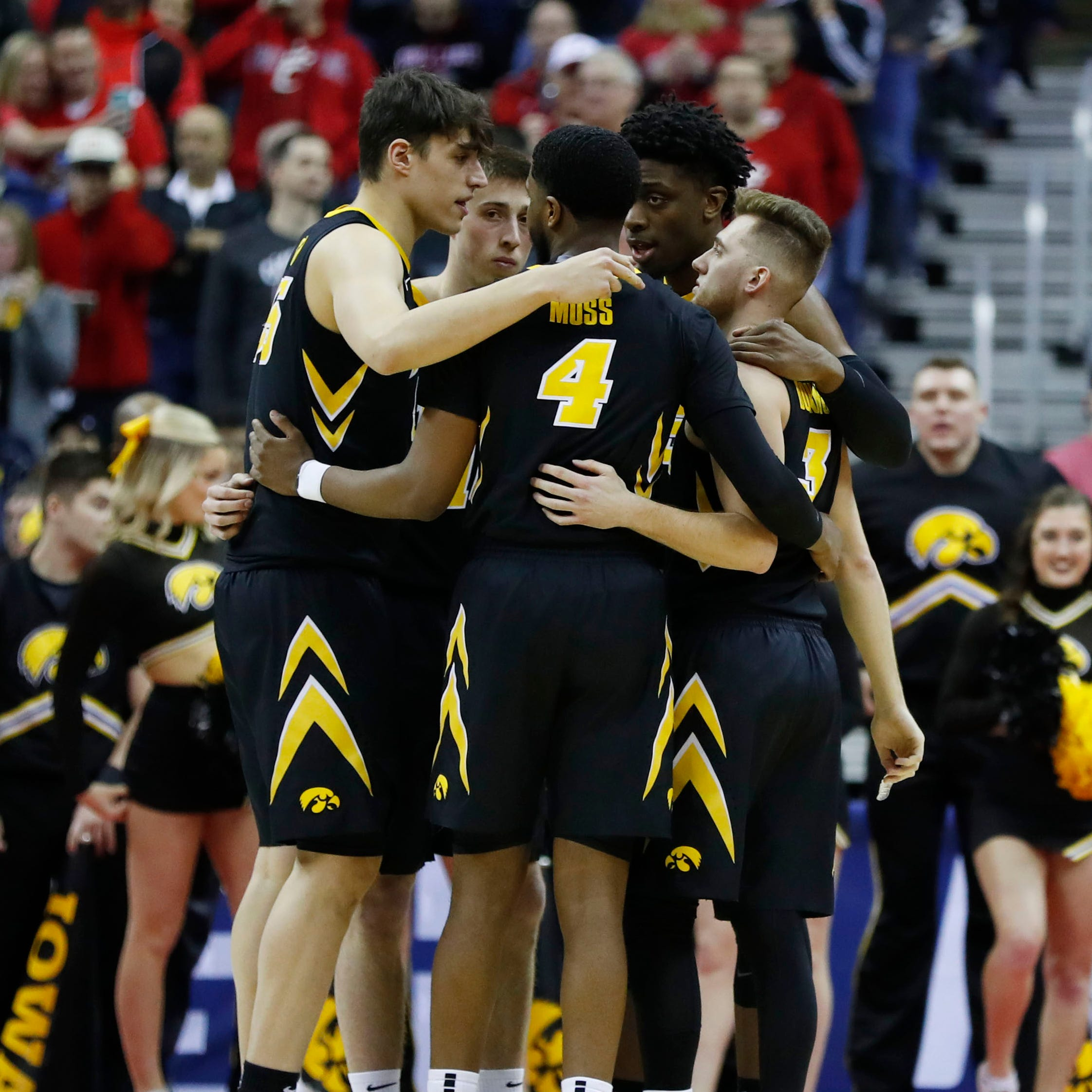 Hawkeyes are hunting elusive Sweet 16; Tennessee stands in the way