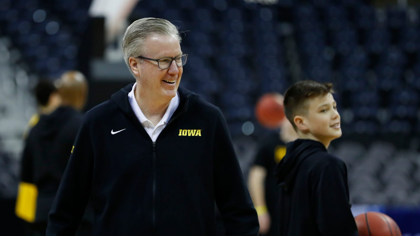 Iowa's 2019-20 basketball schedule becomes official — and it's going to be a bear