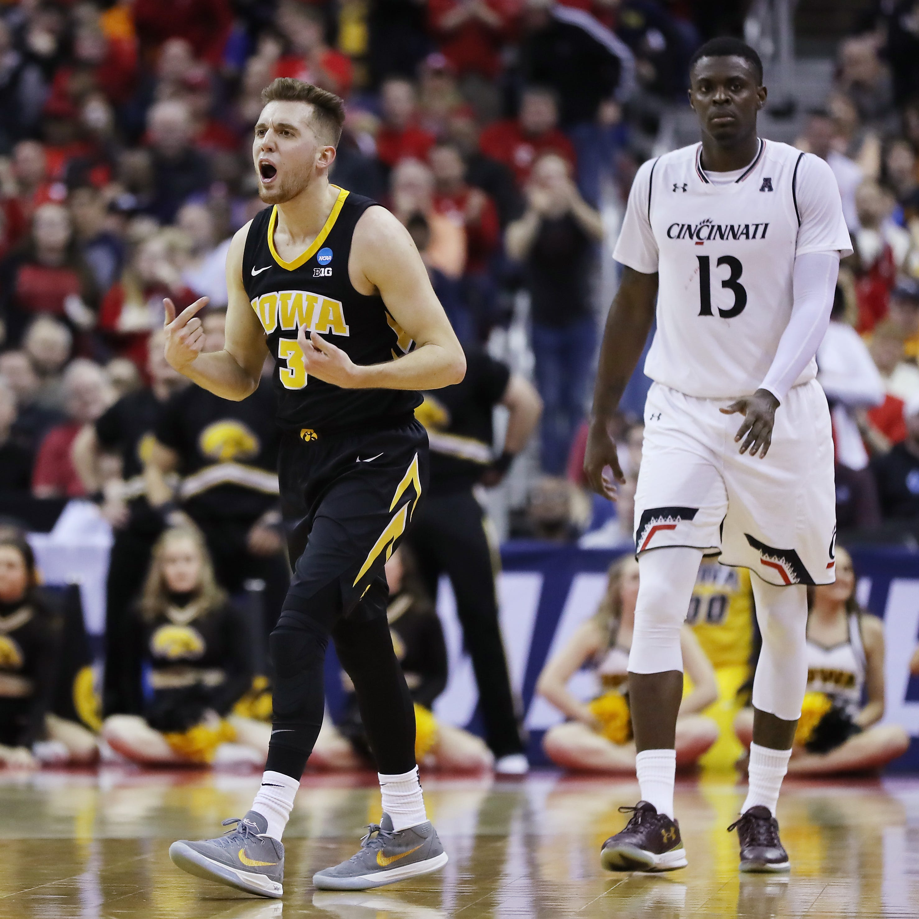 Leistikow: Hawkeyes' big win on NCAA stage was a year in the making