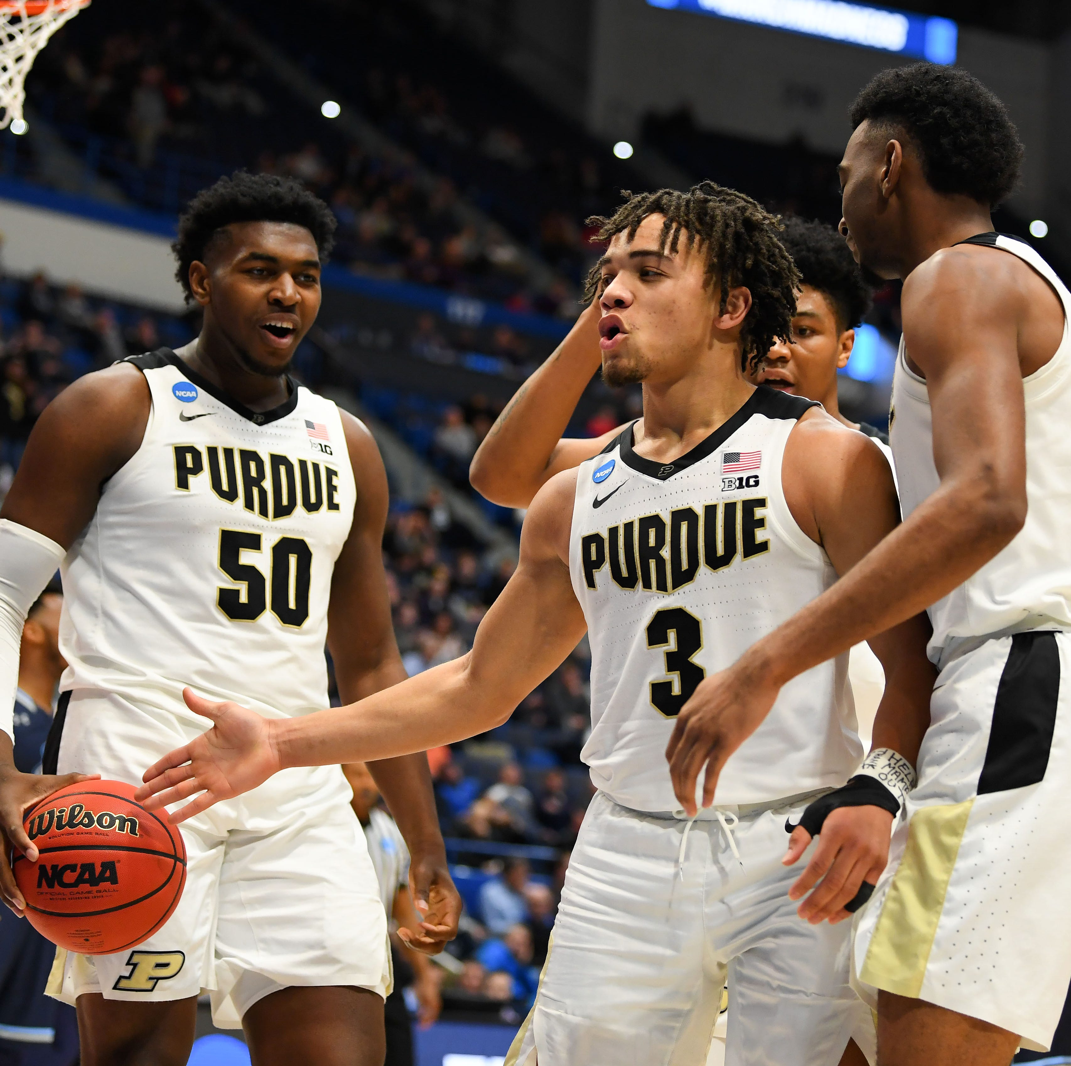 Doyel: Purdue's secret weapon was someone who never left the bench