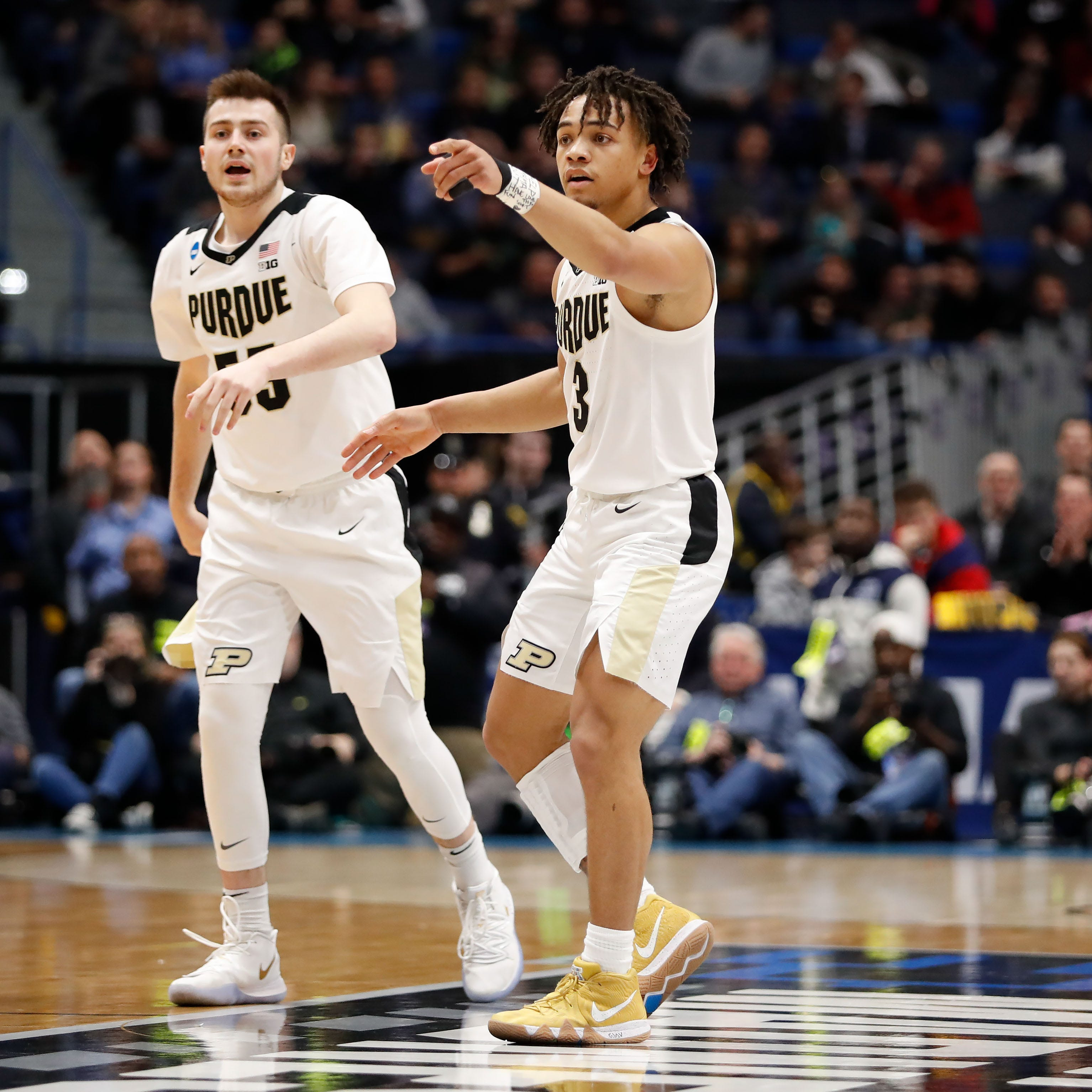 As it happened: How Purdue beat Old Dominion in NCAA tournament