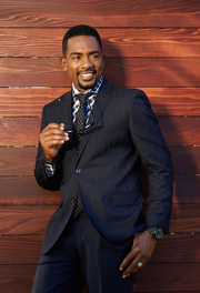 Stand-up comedian and actor Bill Bellamy.