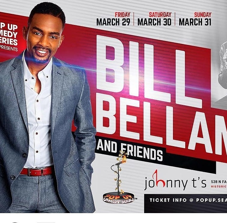 Actor Bill Bellamy social media post says vehicle broken into while in Jackson