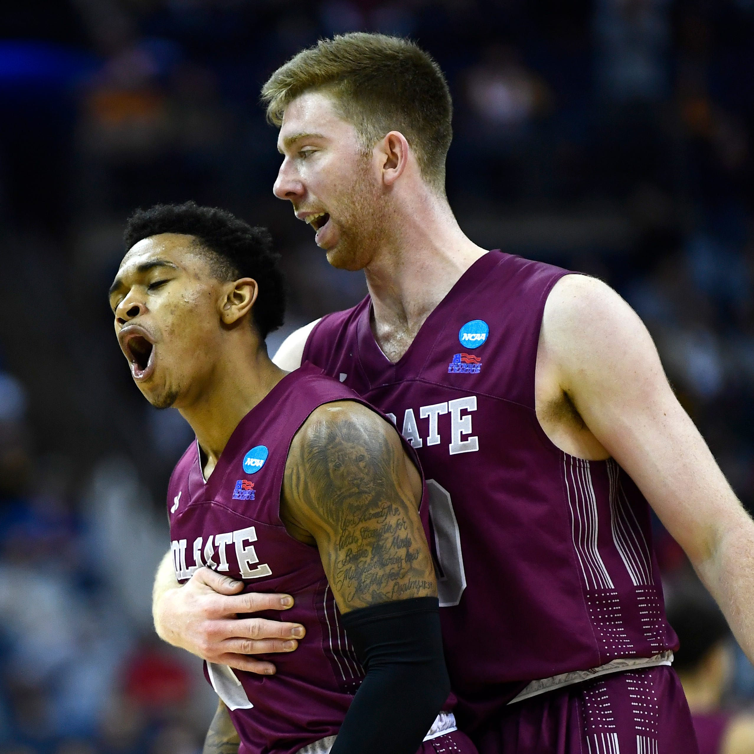 McCurdy: Colgate earns its one shining moment in NCAA Tournament