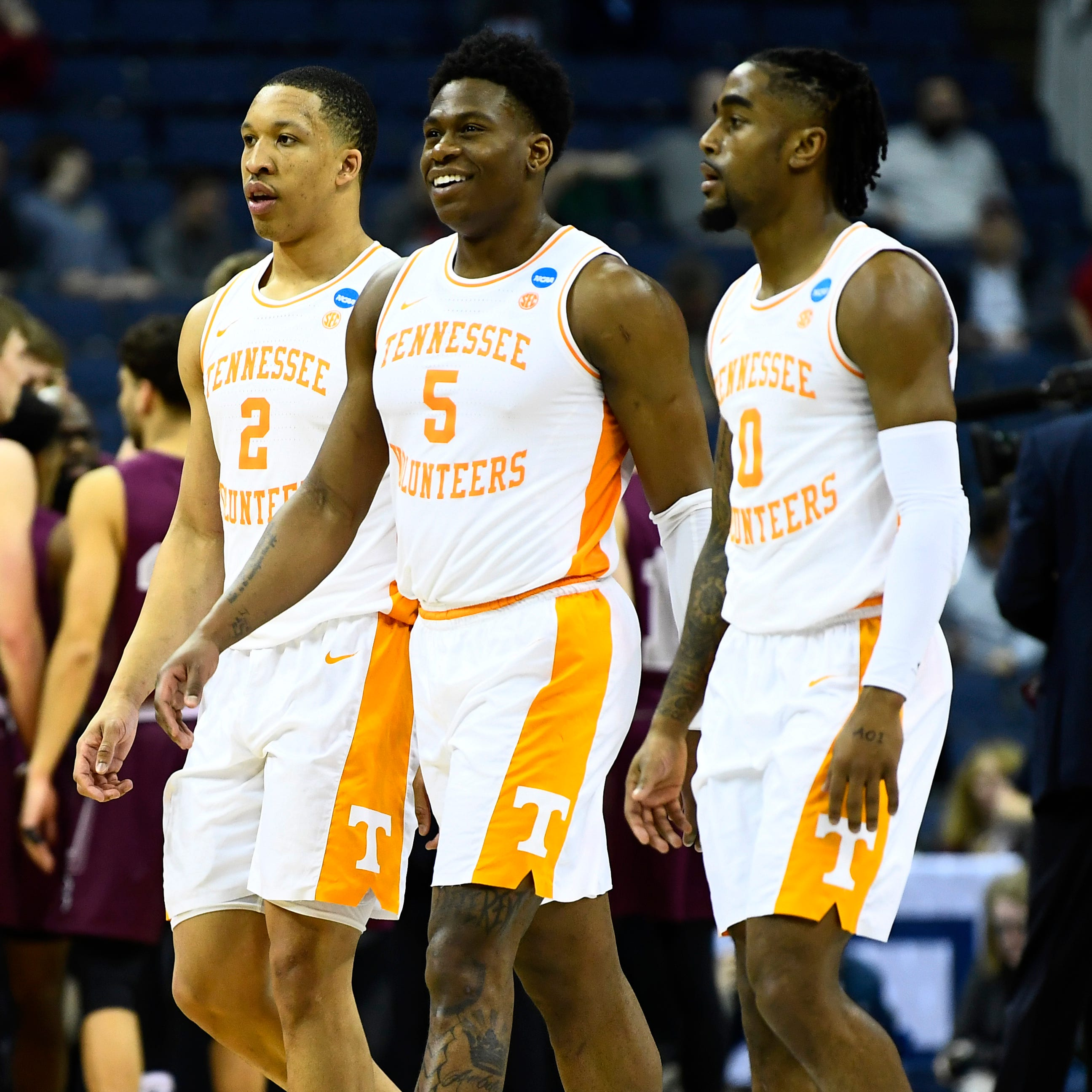 Tennessee basketball has three players invited to NBA Draft Combine