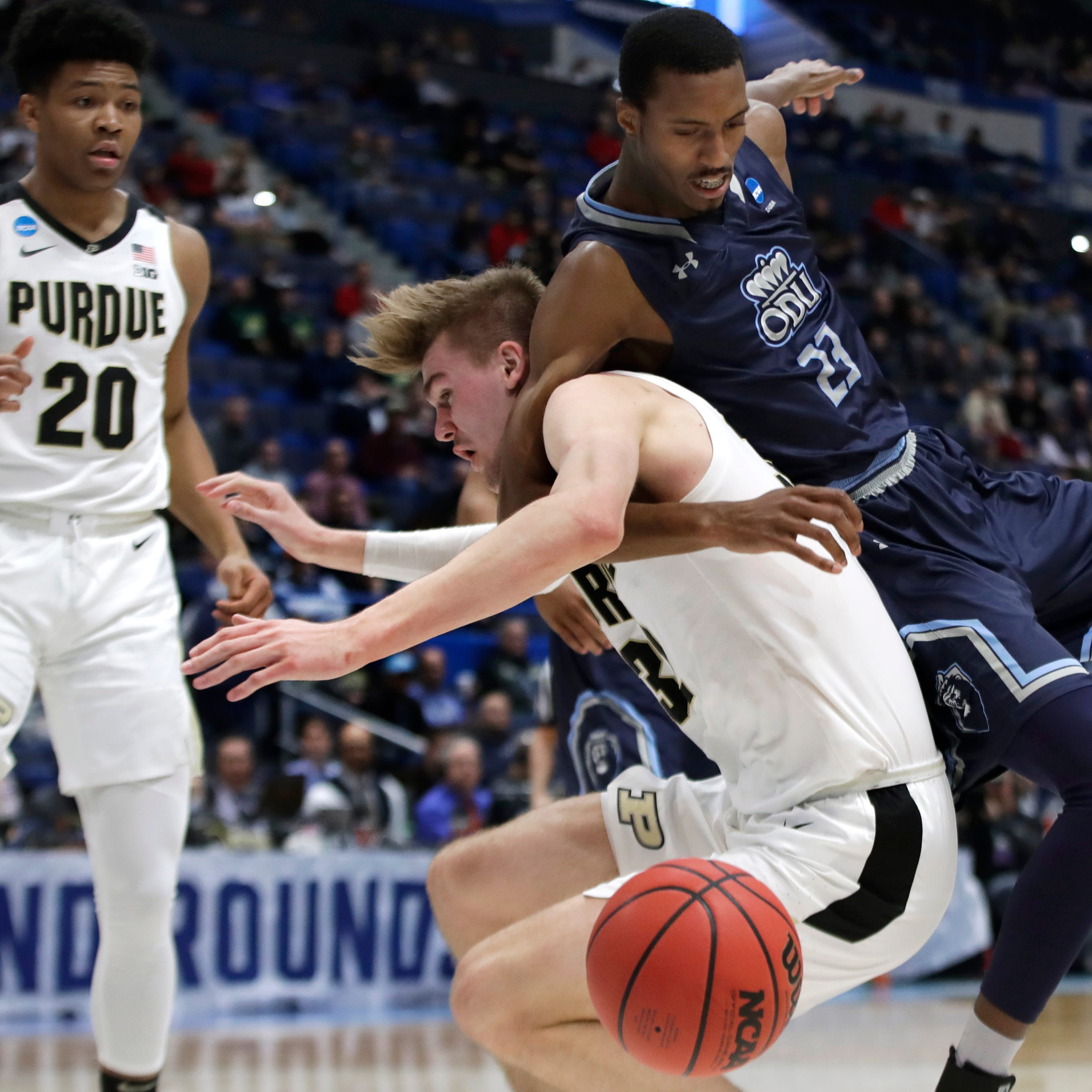 March Madness 2019: Purdue's Nojel Eastern 'full go' for Saturday against Villanova