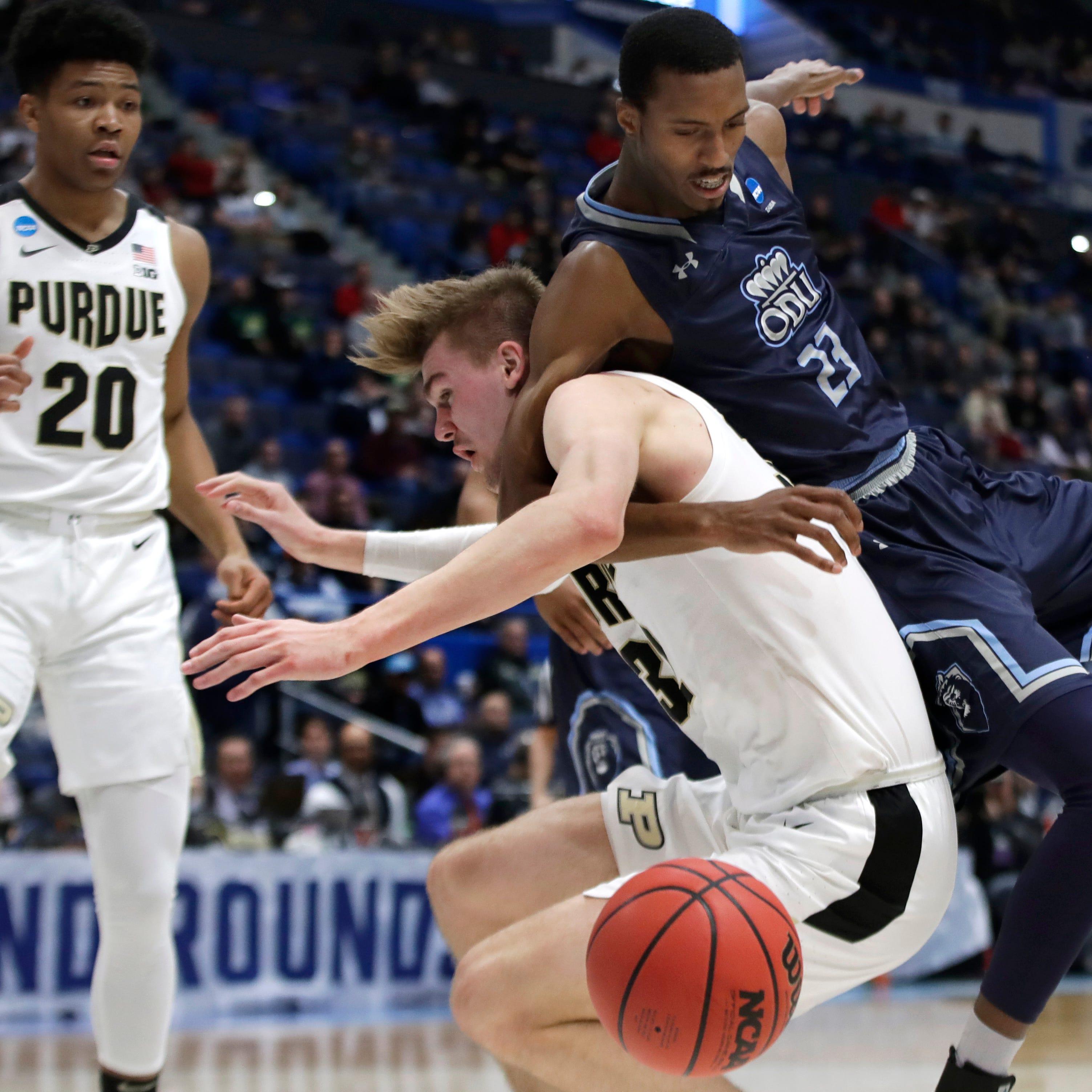 March Madness 2019: Purdue's Nojel Eastern 'full go' for Saturday against Villanova