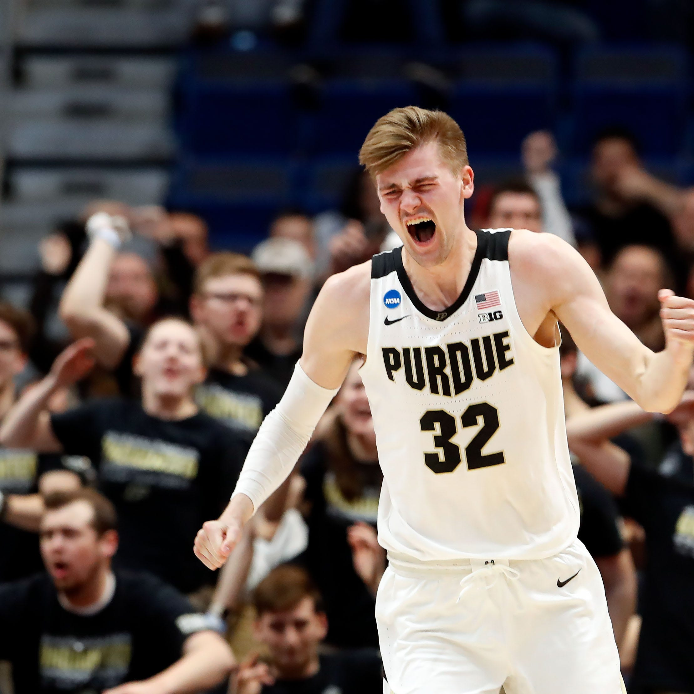 Insider: When a potential crisis emerged, Purdue basketball kept grinding vs. Old Dominion