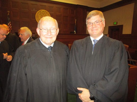 The Hon. Dee Drell and The Hon. Robert Summerhays