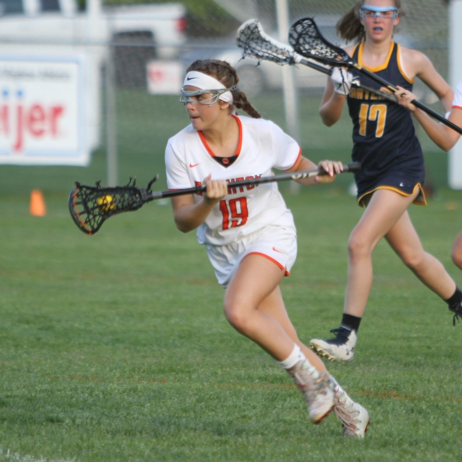 Roundup: Brighton wins semifinal rematch in girls lacrosse opener