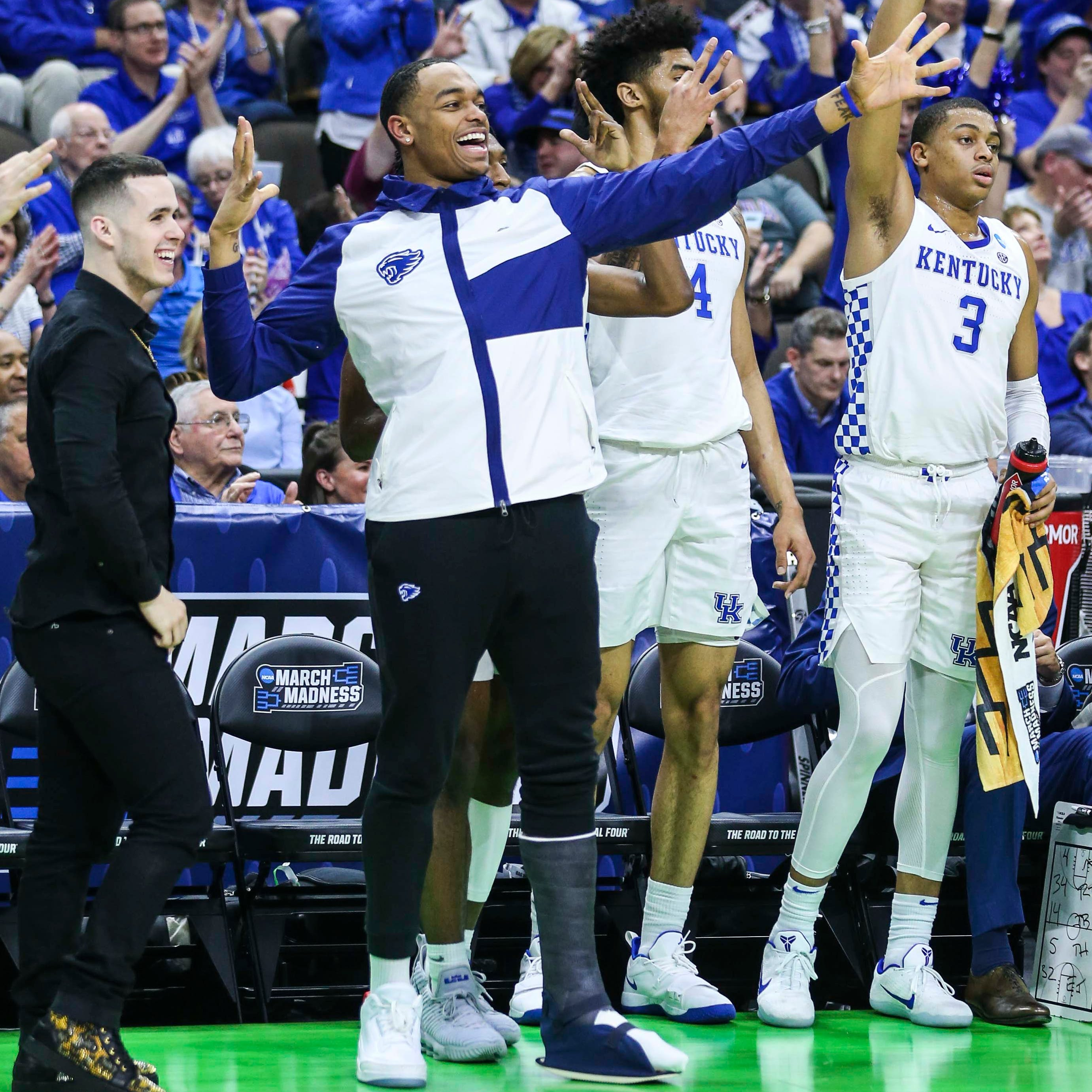 John Calipari can't imagine PJ Washington playing for UK vs. Wofford