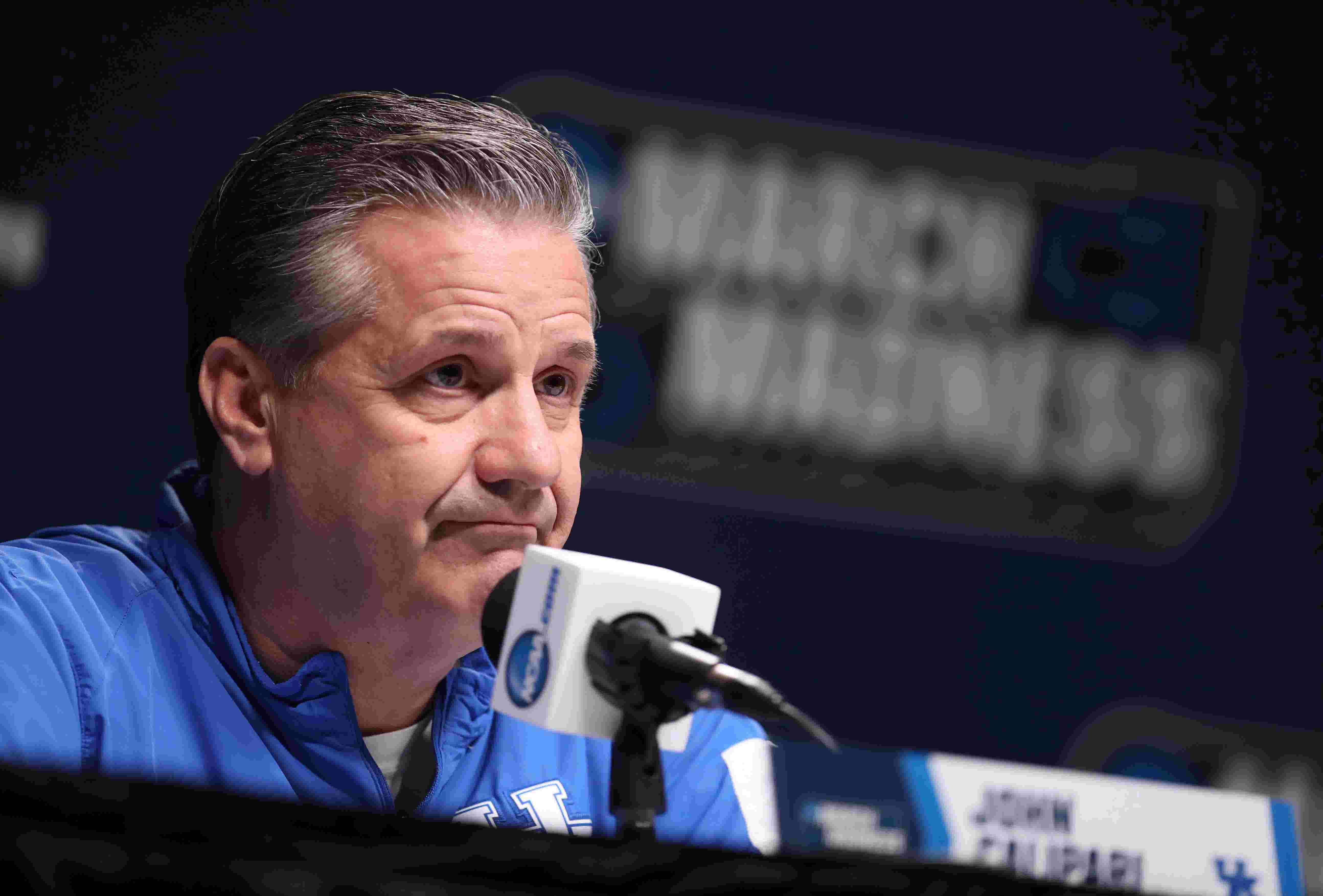 John Calipari unwilling to take a side in California Fair Pay to Play law debate