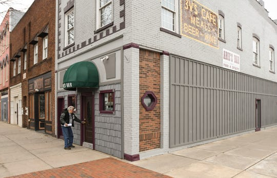 The property at 100 S. Main Street has been home to a local watering hole since 1887, longer than any other building in Eaton County.