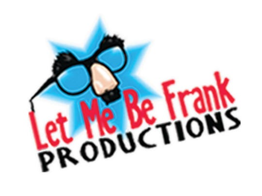 Let Me Be Frank Productions logo