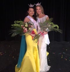 Manitowoc Miss Harbor Cities crowns Sarah Niehueser, teen winner is Zoe Rucinsky