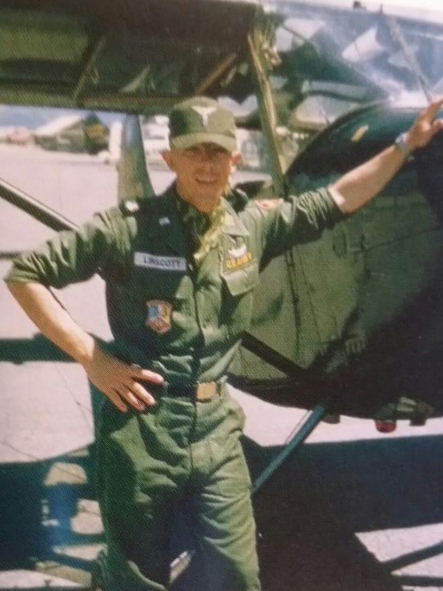 Veteran's Story: Vietnam War aviator became FBI after war
