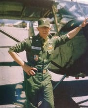 Howard Linscott was an aviator during the Vietnam War. As an aviator, his job was to support an ARVN (Army, Republic of Vietnam) infantry division and U.S. Army Special Forces.
