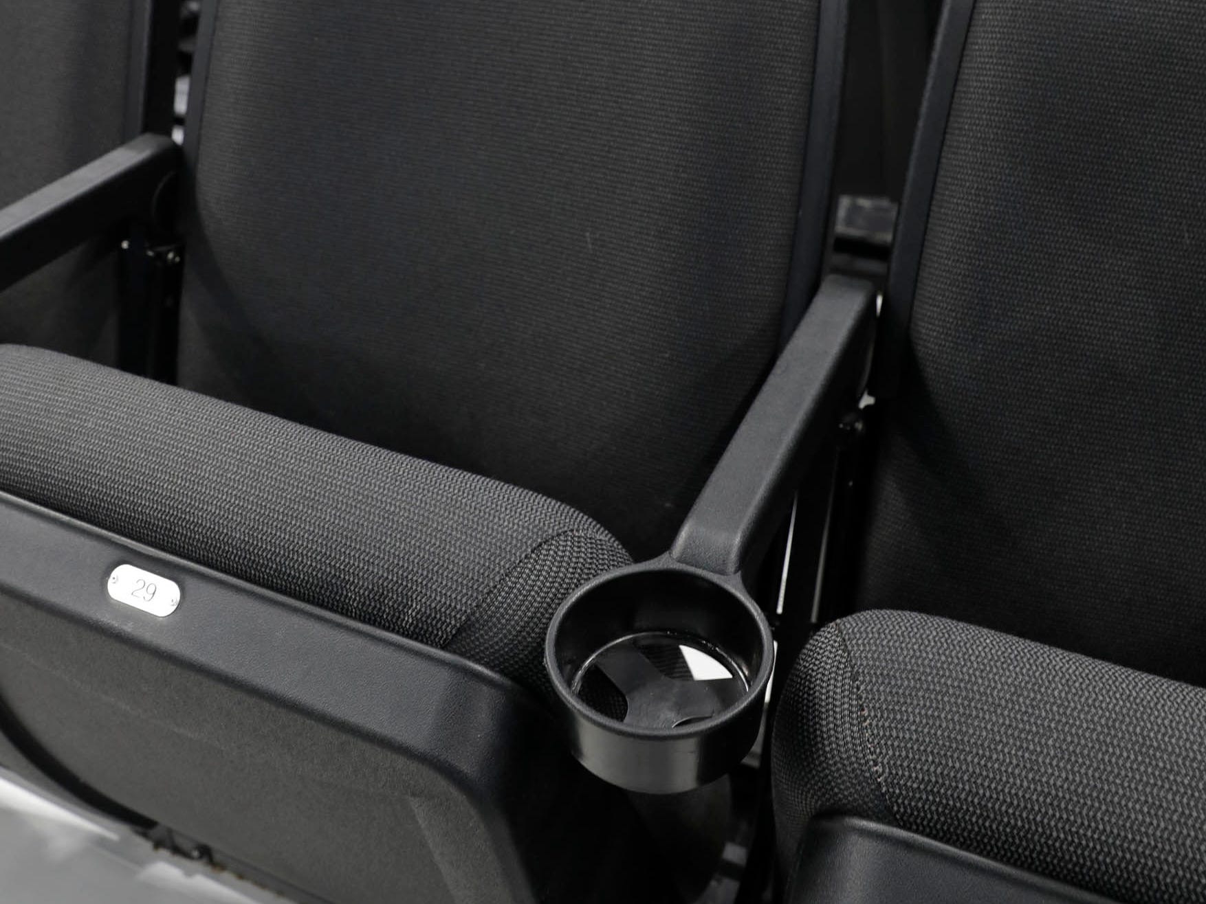 More than 3,000 cup holders that were not deep enough are being replaced.
